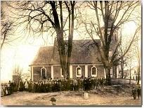 Kostel Všech svatých z roku 1793