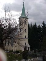 Kostel Všech svatých v Hošťálkovicích
