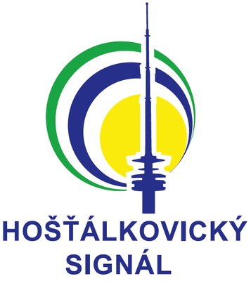 Hošťálkovický signál - logo